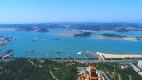 这座依山环水地貌独特的城市,发展潜力巨大,即将成为又一巨城