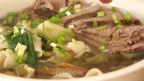 中国最好吃的10种面条,一种代表一个城市,有你的家乡吗?