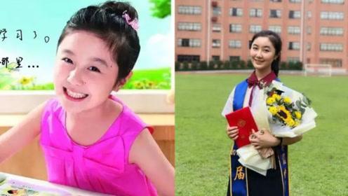 """广州""""点读机""""女孩考上中国传媒大学背后 妈妈:她曾忍受谣言"""