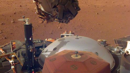 """洞察号到火星快1年了,在忙啥?最近200天都在拯救""""鼹鼠""""!"""