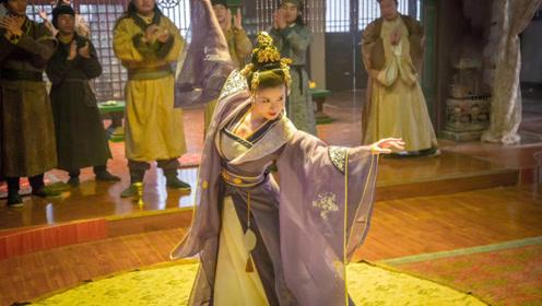 公主给李白跳舞,成《李白之天火燎原》最大看点,大唐舞蹈有风韵