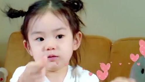 戚薇李承铉中韩夫妇,为何不让女儿说韩语,戚薇的回答赢了!