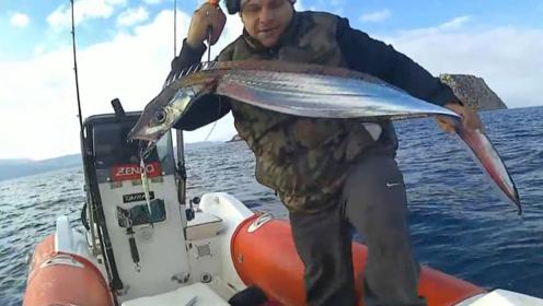 世界上最有骨气的鱼,没有渔民能够活着带它离开,一脱水就炸鳔