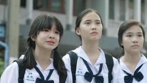 泰国感人广告《老师是指路明灯》盲人老师却带给了学生们光明