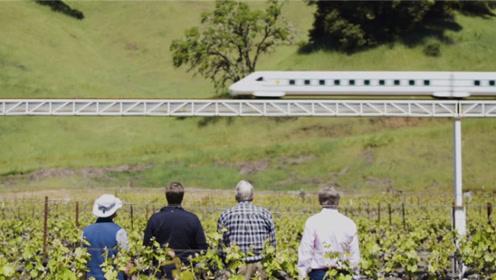 外国四个耄耋老人,在自己农场里建起高铁,圆了自己的梦想!