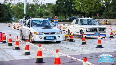 高朋满座铸就经典 2019中国国际名城经典车拉力赛长三角站