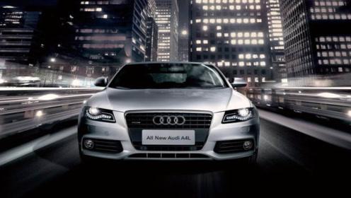 新款奥迪A4亮相,换装全新大灯,3.0T发动机不容小觑!