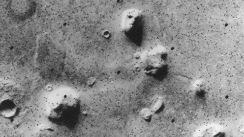 火星上发现巨人足迹,史前文明早已登陆火星,科技力量远超人类