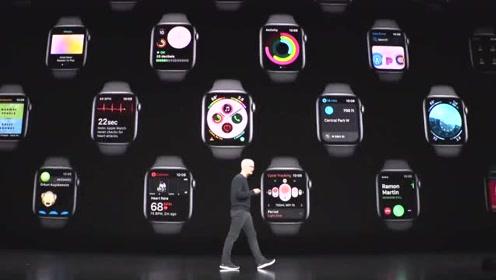 新Apple Watch更注重健康管理,心率测量与经期跟踪