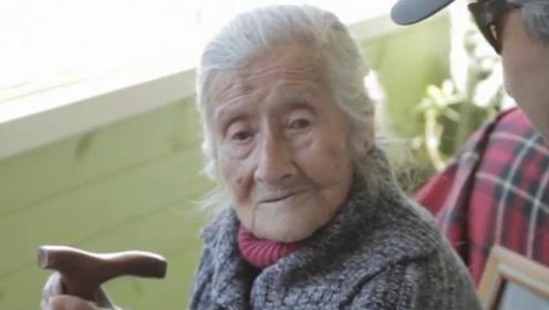 98岁奶奶怀孕,腹中胎儿60年未生产,医生检查后吓懵了