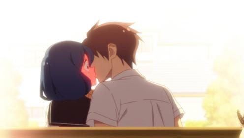 在意的人,共处的躁动时刻,爱情甜蜜降临!