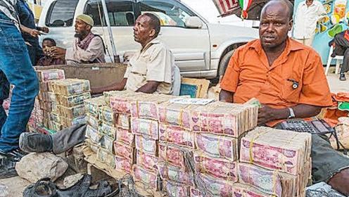 非洲最富裕的小国,数钱数到手抽筋却穷的吃土