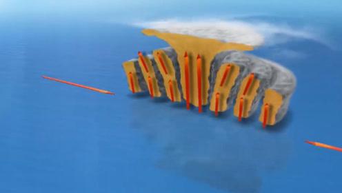 海水是咸的,台风从海上来,为什么到陆地后下雨是淡水呢?