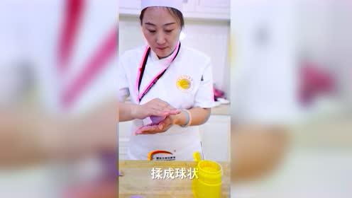 【中秋·饼承心意】紫薯月饼赶紧学起来吧~