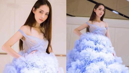 郭碧婷热巴和同穿婚纱比美 网友们认为胜负难分