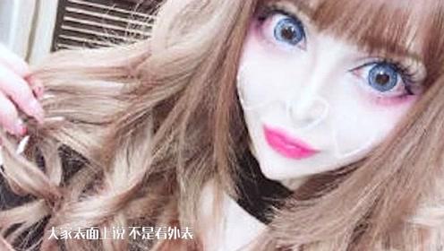 日本女星曾整容逾百次,共花2亿变成洋娃娃