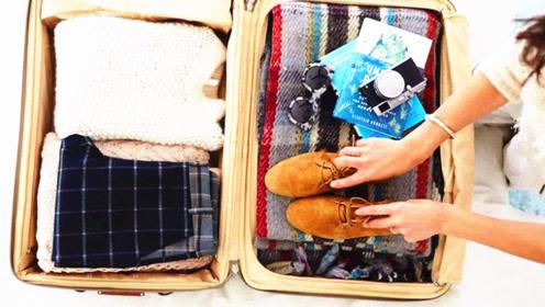 出门旅游,行李箱中这几样东西一定不要带,你根本用不到,累赘
