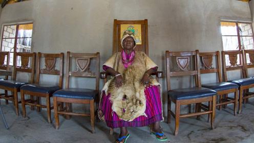 非洲这个女酋长,掌管58个村落!部落所有男人都是她的私人财产