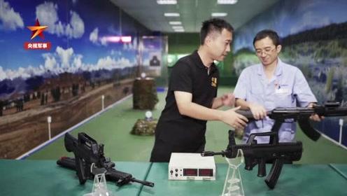 探秘国产95-1式自动步枪生产车间