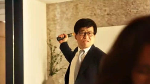 一部热血沸腾的韩国犯罪电影,19岁老婆出轨被50岁丈夫亲眼目