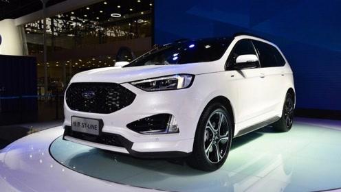 号称最运动SUV,长安福特发布的四款新车表现如何?一分钟解锁