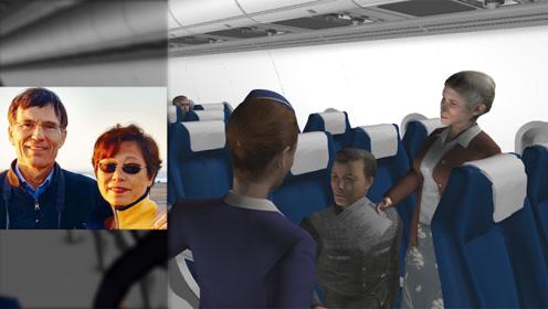 68岁华人女教授遭美联航赶下飞机 被认为好斗、具威胁性