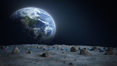 为什么在地球上能看到满天的星空,而在月球上却什么也看不到?