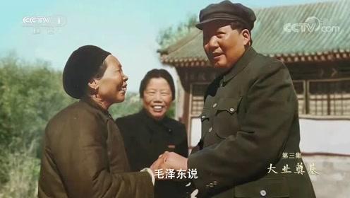毛泽东说:你失去了一个儿子 我也失去了一个儿子