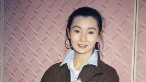 55岁张曼玉虽容颜老去,高级感却越发强大,她才是港风穿搭女神