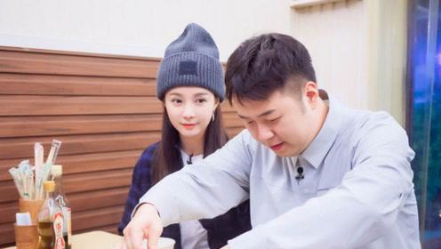 杜海涛陪女友沈梦辰逛街却不耐烦 全程看手机两人无交流
