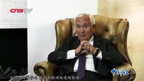 法国前总理拉法兰:70年来,中国人重拾了对祖国的骄傲