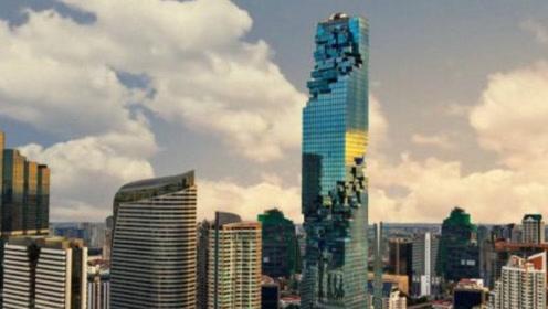 泰国第一大楼,斥资46亿建造而成,张曼玉前男友是设计师!