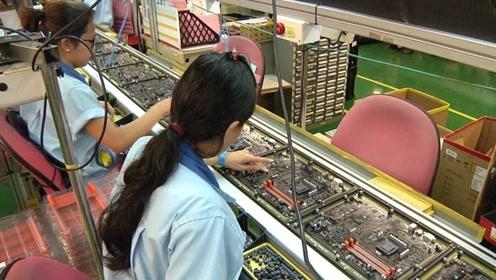 在电子厂工作的女生,最后都变成什么样了?看完沉默了!
