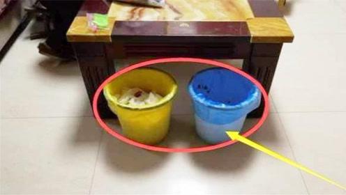 家中有这3个地方不要放垃圾桶,你家可能也在放,快拿走越早越好