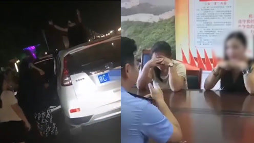 网红禁停路段车顶跳舞,被网友拍下视频举报,交警:罚