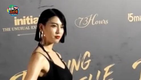 美爆镜!周杰伦MV女主角来上海,打扮吸睛艳压全场