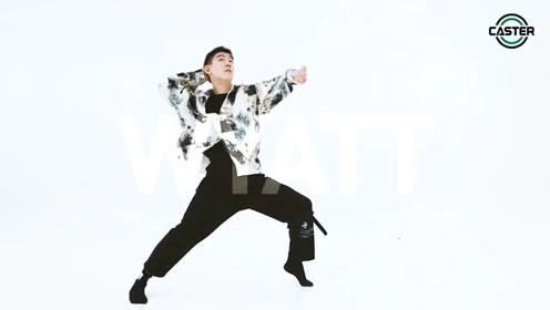 caster木头舞蹈视频