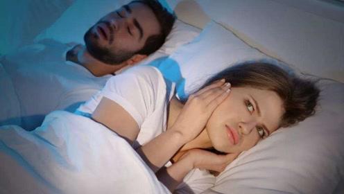睡觉打呼噜不是因为太累了,是疾病已经找上门了,别不信!