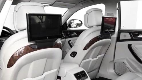 想买SUV的看它!10万块的车开百万豪车的感觉,比奔驰都土豪