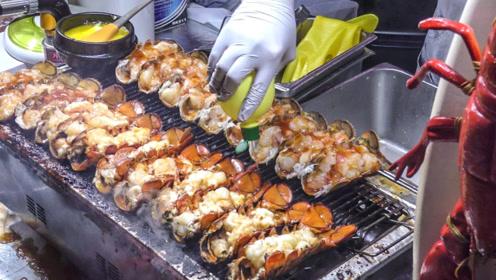 这才是龙虾最过瘾的吃法,90元一个生意照样火爆!