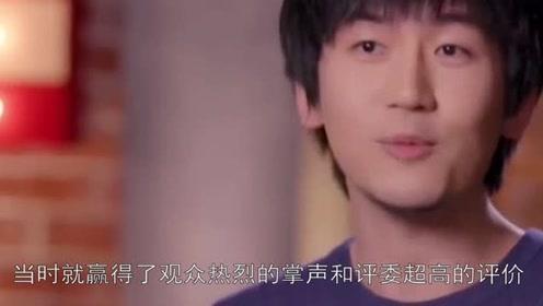 """中国小伙现场开""""阴阳眼"""",轰动美国达人秀舞台!"""