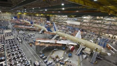 波音公司到底有多牛?每天造16架轰炸机,6年造9300架