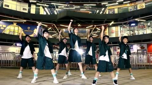 SQ舞蹈少儿进阶街舞班