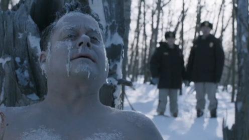 """人在冻死前,为什么会把衣服脱光?摄像头纪录""""诡异""""一幕!"""