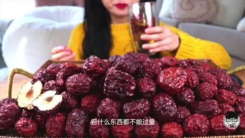 吃红枣身体好,但这4种吃法最好别试,不仅不养生反而会伤身