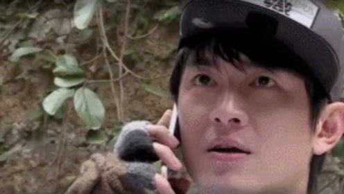 林更新请客卡被冻结,打电话找王思聪要钱忘关麦,通话内容太逗了