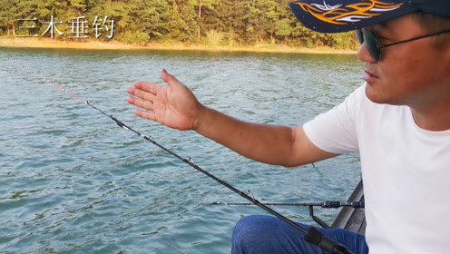 高手告诉你:筏钓鱼竿是怎样的?实战中如何正确使用?