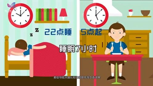 【健康小精灵】熬夜就是指睡得晚吗?