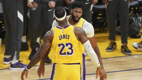 NBA曾允许詹皇浓眉交换球衣号码 但遭到耐克干预