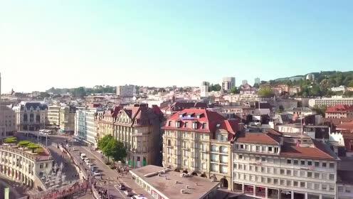 跟随Popping世界冠军Poppin C的视角游览奥林匹克之都瑞士洛桑